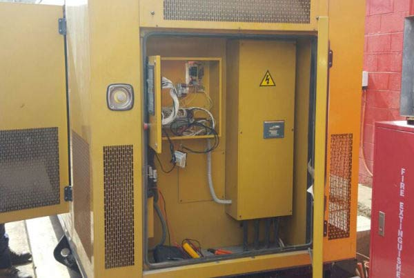 Genset Monitoring Generators