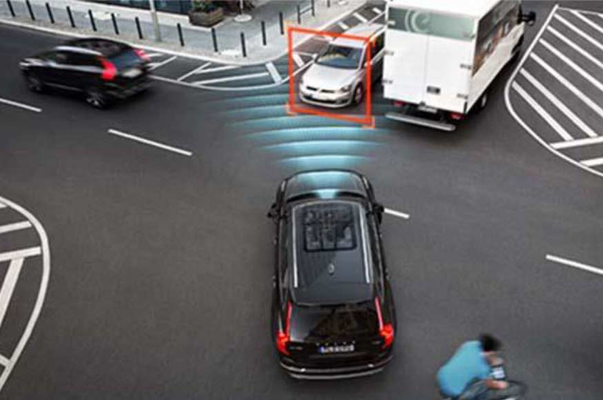 advanced driver assistance system vehicle detection