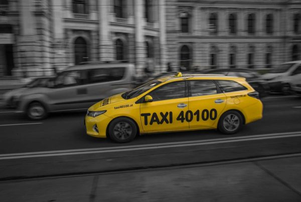 tracking system for cab owners