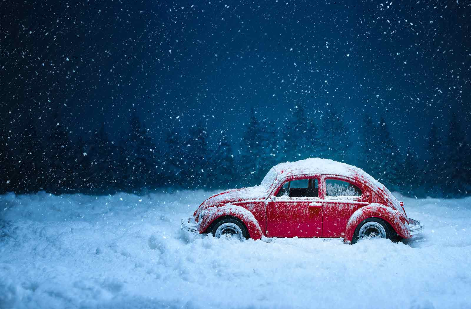 GPS Tracking Helps Winter Route Planning