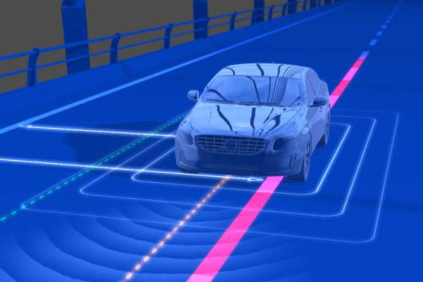 advanced driver assistance system lane detection
