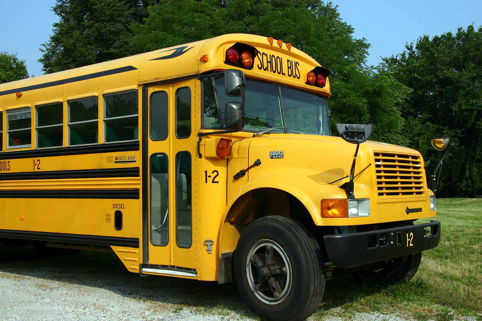 school bus gps tracking
